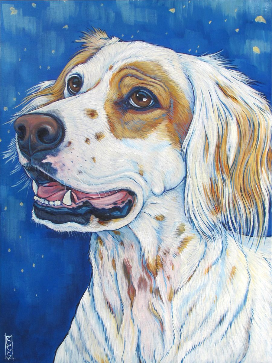 Pet Portraits by Bethany Custom Portrait Paintings