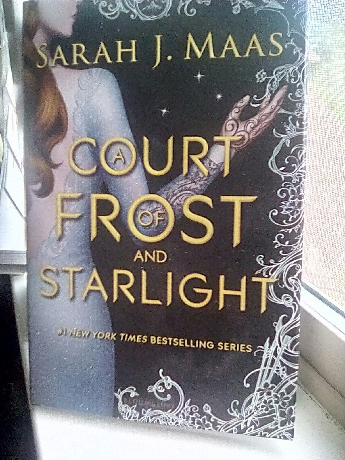 A Court Of Frost And Starlight By Sarah J Maas Sarah J Starlight