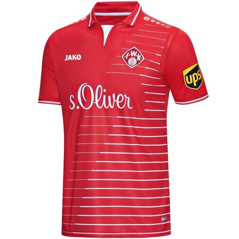 W/ürzburger Kickers Jako Team T-Shirt