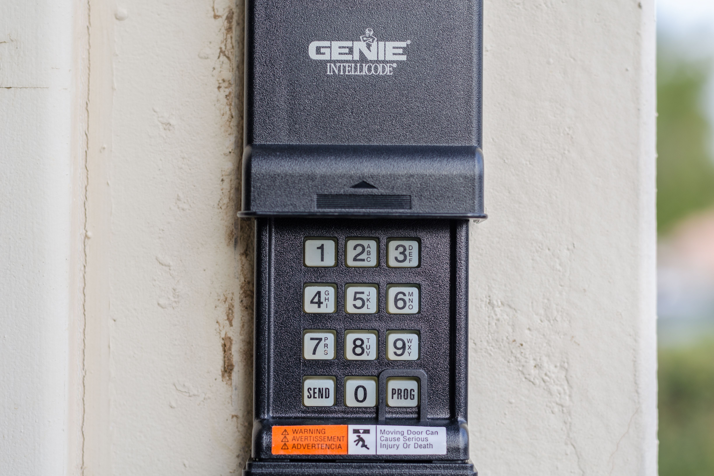How To Program My Genie Intellicode Garage Door Opener