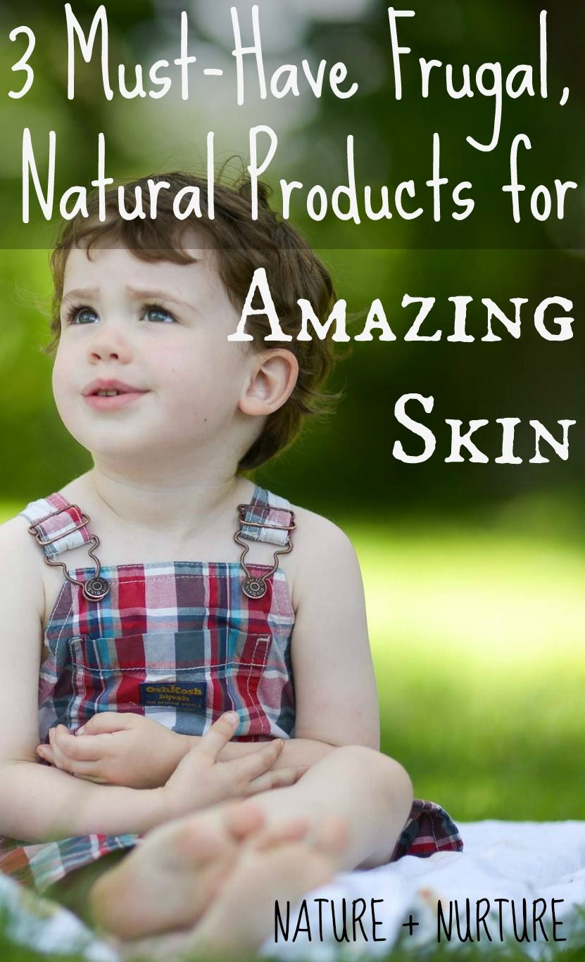 There's really no reason NOT to use just natural skincare products, since they are so economical and effective! Read on to learn why and how to incorporate natural products into your current routine.