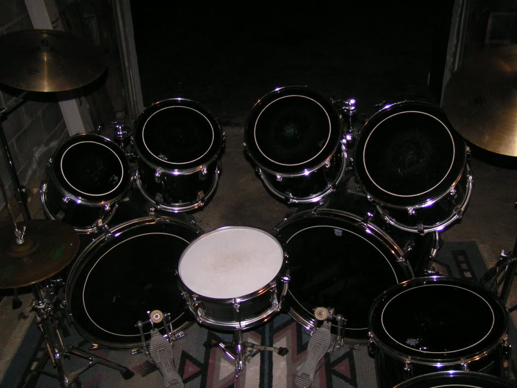 Pdp Double Bass Drum Set