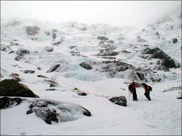 Tuckerman's Ravine, Mount Washington, NH