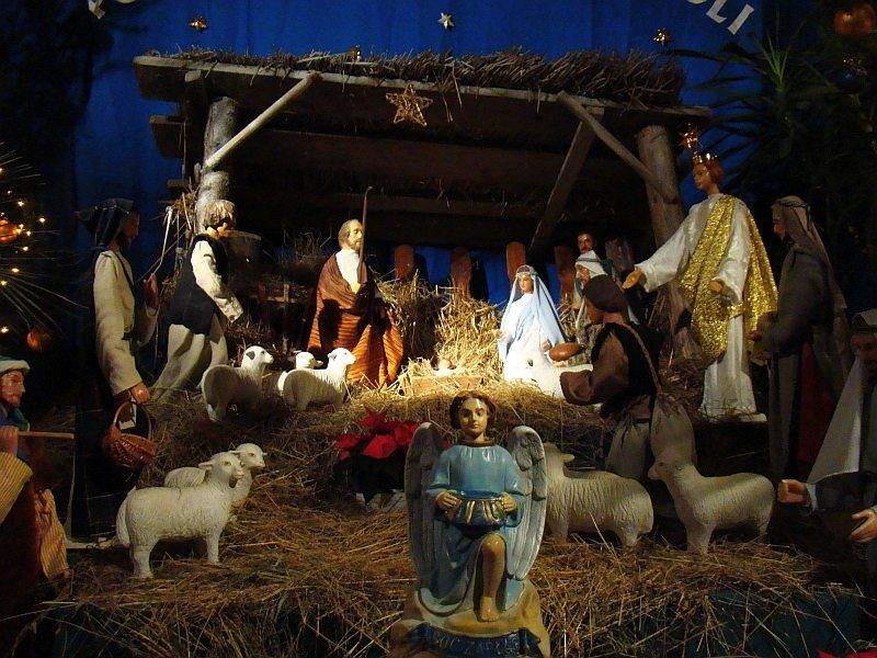 Church Christmas Activity: Instant Christmas Pageant ...
