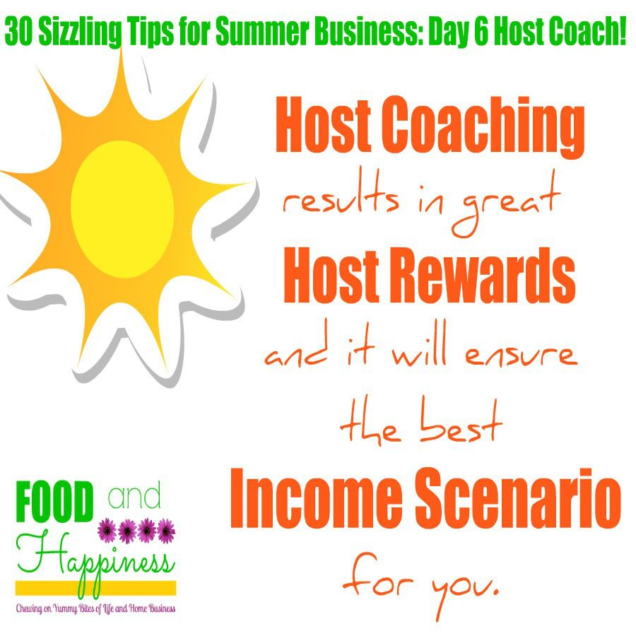 30 Sizzling Tips for Summer Business. Day 6 Host Coach for a $1,000 ...