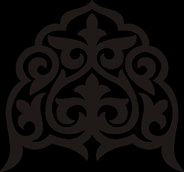 Вышивка казахский орнамент