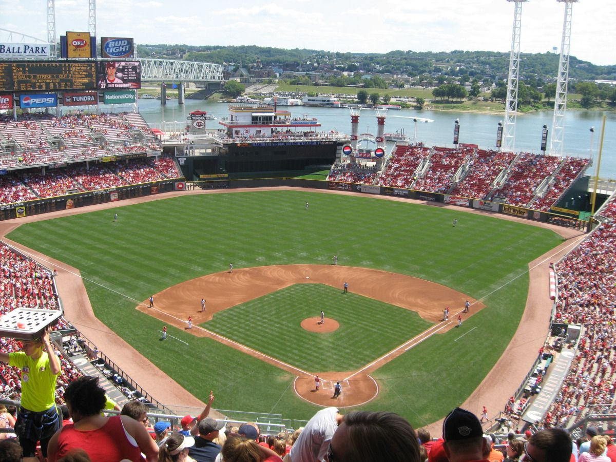 What 20 Gets You At Your Favorite Mlb Ballpark Baseball Park