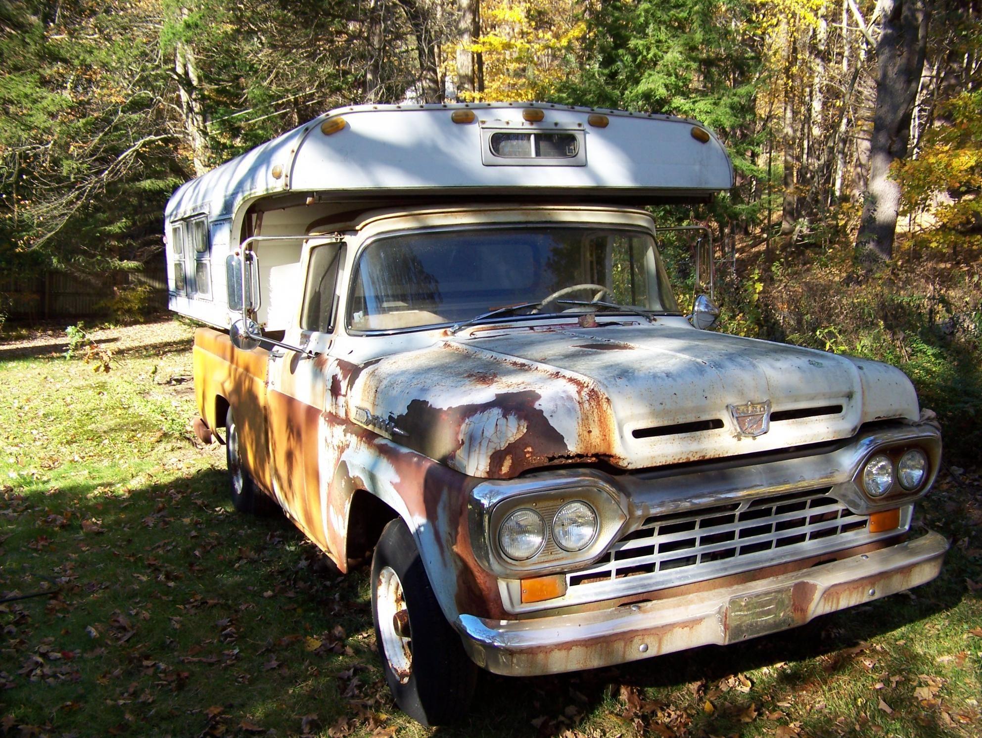 Ford Camper Truck