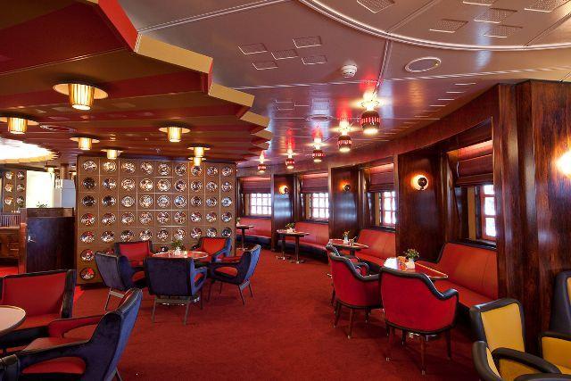 Ambassador Lounge SS rotterdam  Ships in 2019  Rotterdam