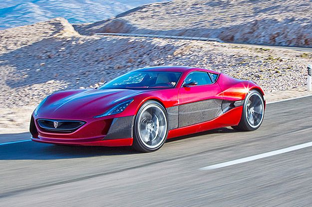 5 Of The Fastest Electric Cars On The Road Electric Cars Luxury Hybrid Cars Super Cars
