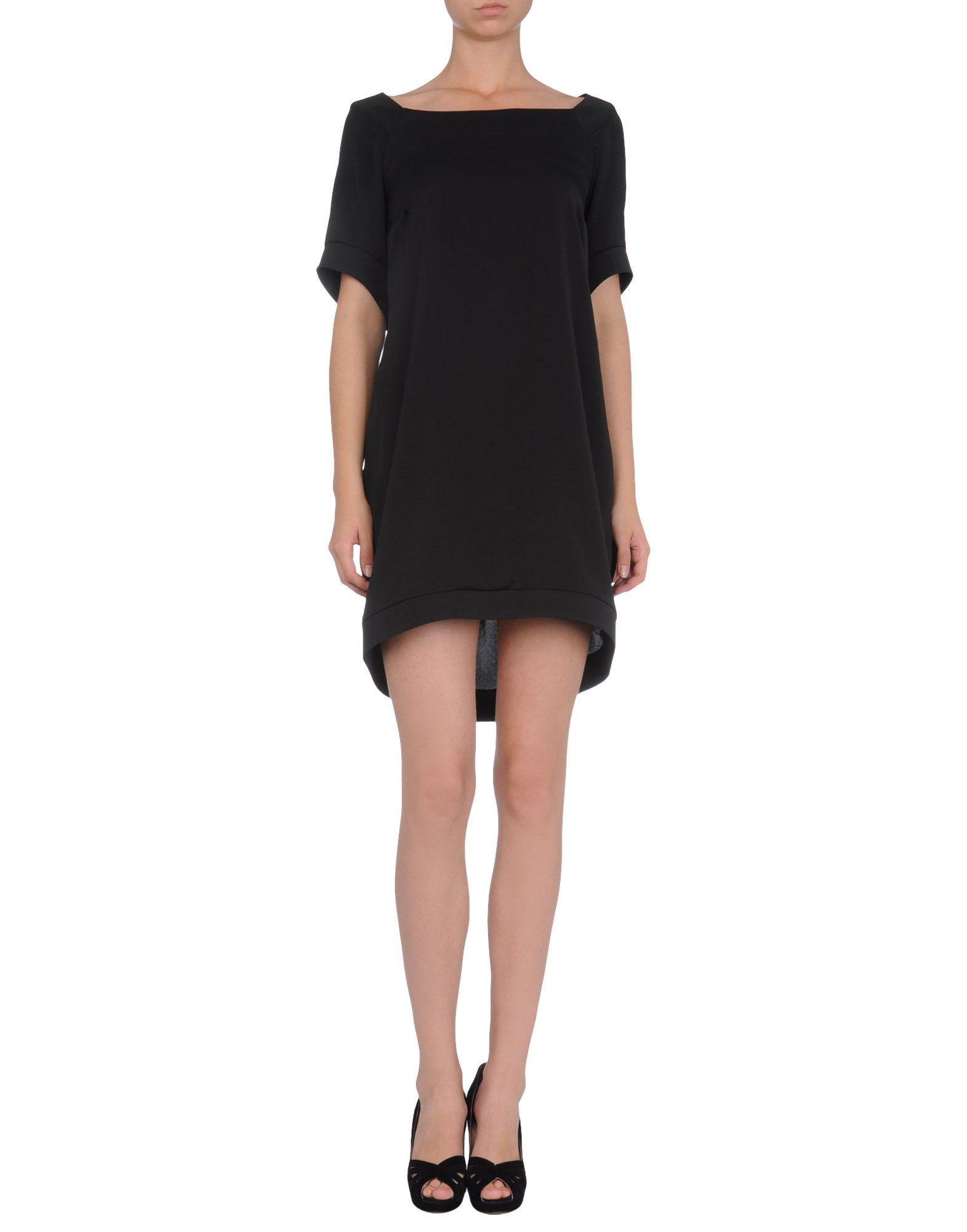PATRIZIA PEPE Women - Dresses - Short dress PATRIZIA PEPE on YOOX United States