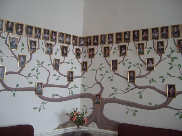 Arbre g n alogique original des arbres par milliers pinterest arbres g n alogiques - Idee arbre genealogique original ...