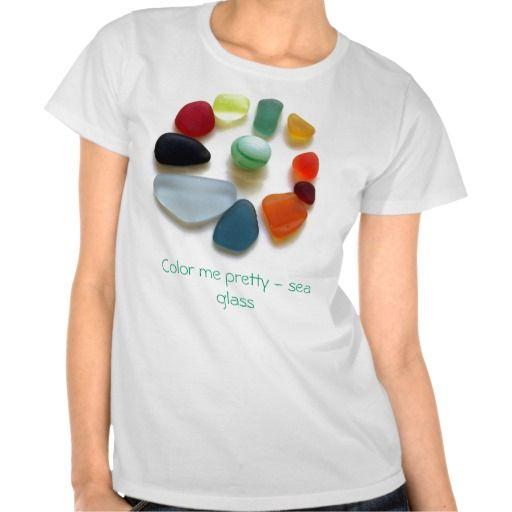 Color+me+pretty+-+sea+glass+tee+shirts