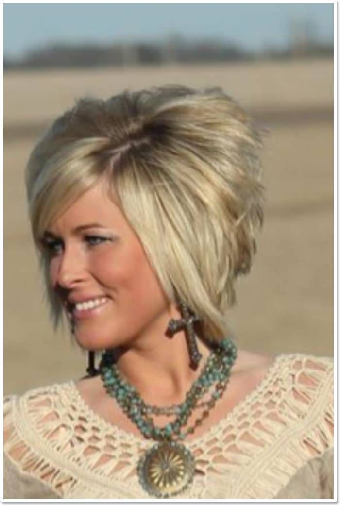 76 Stacked Bob Hairstyles That Will Give You A Pleasing Glance