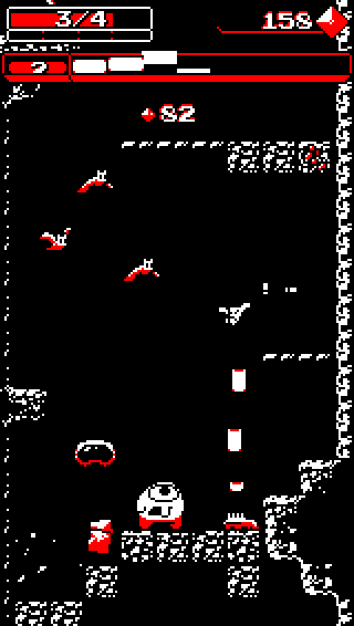 Downwell System: PC, iOS Status: Released Year: 2015