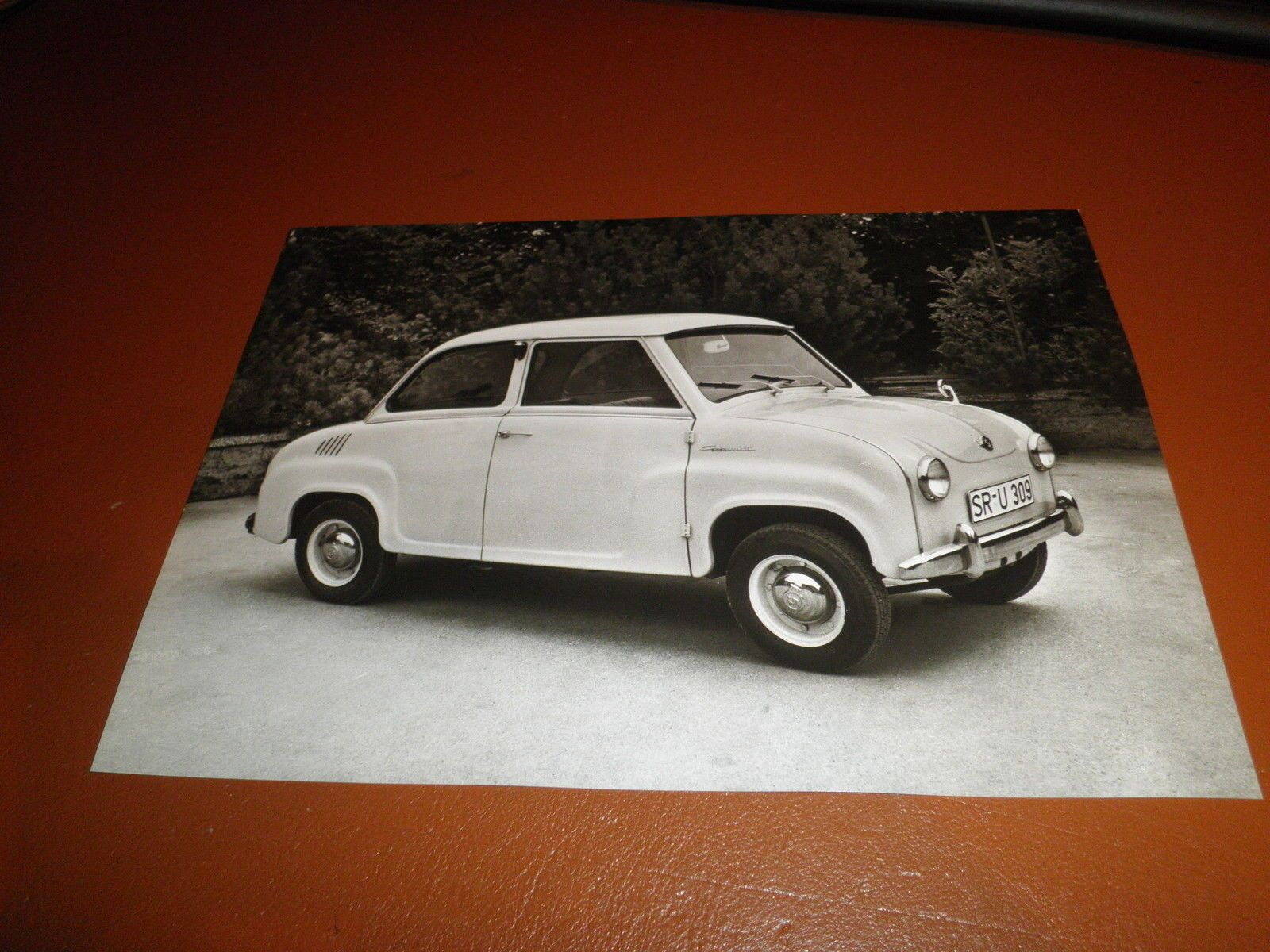 660a Archiv-/Pressefoto Glas Goggomobil Limousine, 1964- in Auto ...