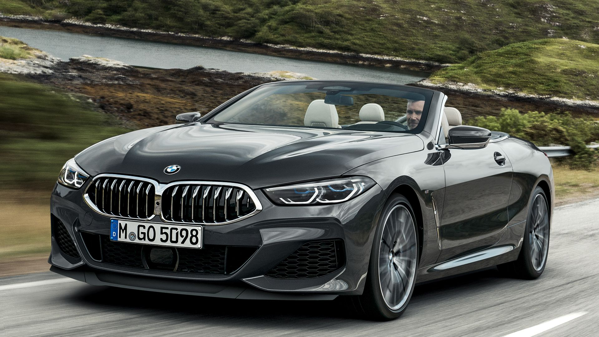 Photo Comparison Bmw 8 Series Convertible Vs Aston Martin Db11