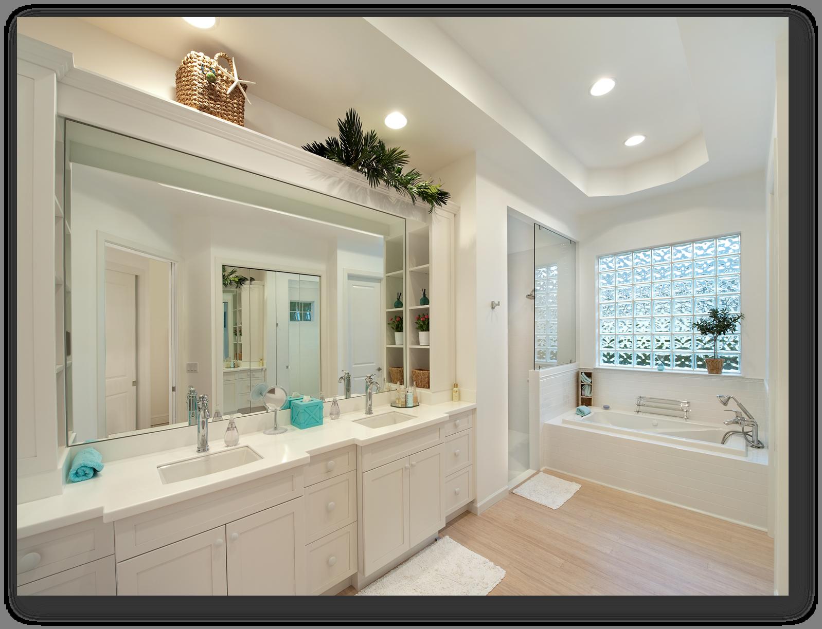 master bath custom designed by don stevenson design inc on custom bathroom vanity plans id=71857