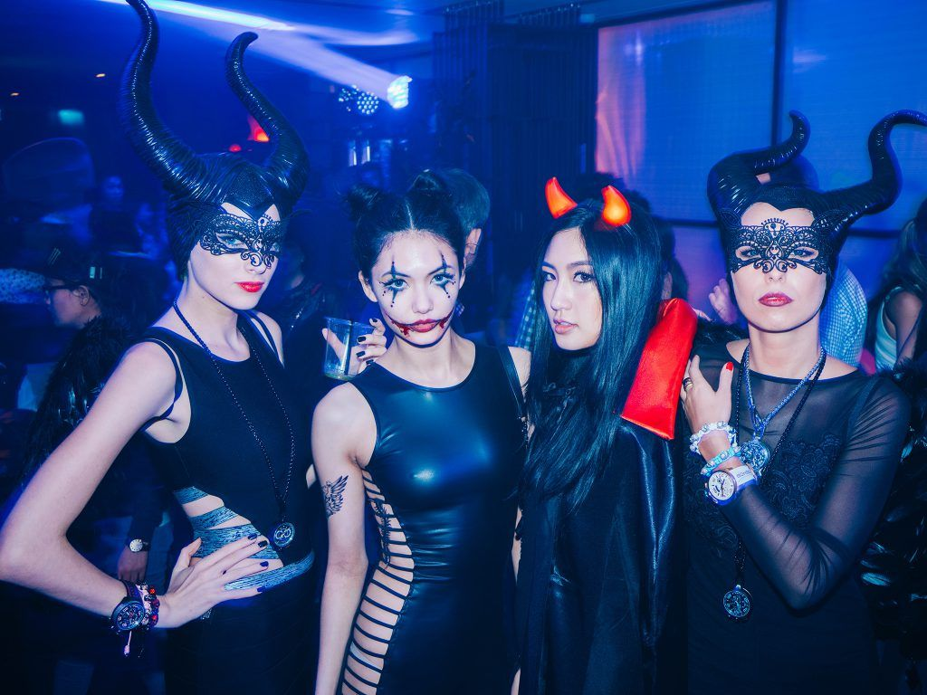 Hong Kong is Asia's (unlikely) Halloween capital and here