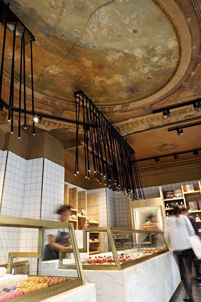 Paris Sugar Rush Market Interiors Bread Shop Coffee