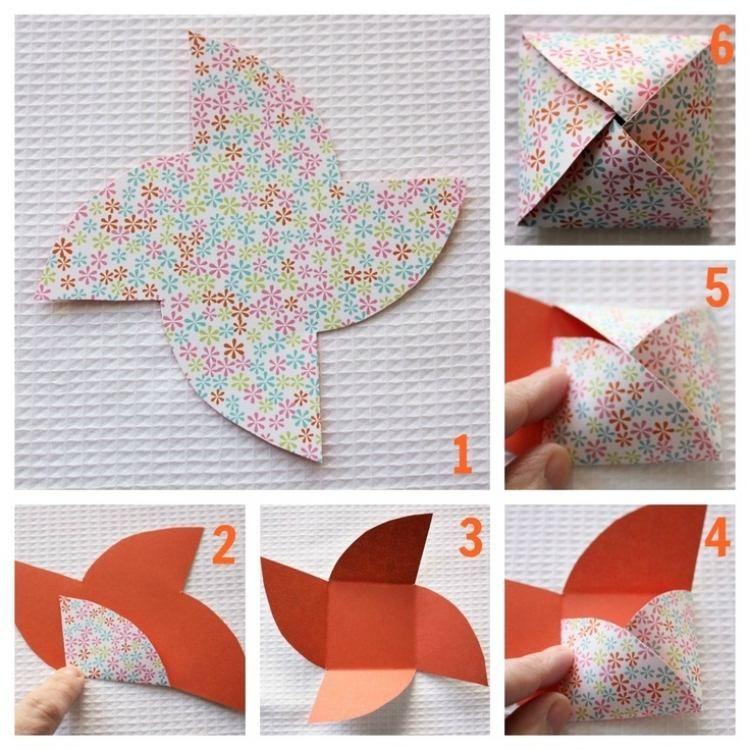papier schachtel selber falten verpackungen pinterest schachtel papier und schachteln basteln. Black Bedroom Furniture Sets. Home Design Ideas