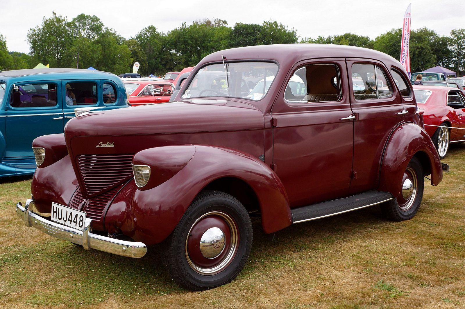 1939 Willys Overland Sedan