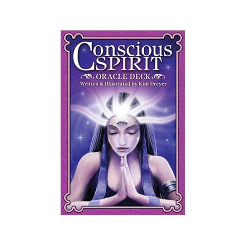 Conscious Spirit Oracle Deck - Devious Chix™ Boutique™