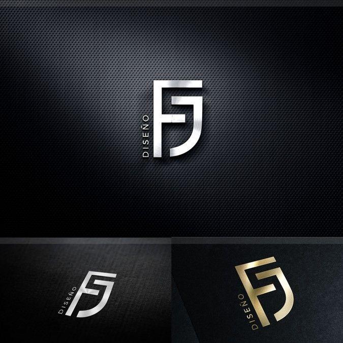 Design  unique personal logo for an interior designer by eswell also rh pinterest