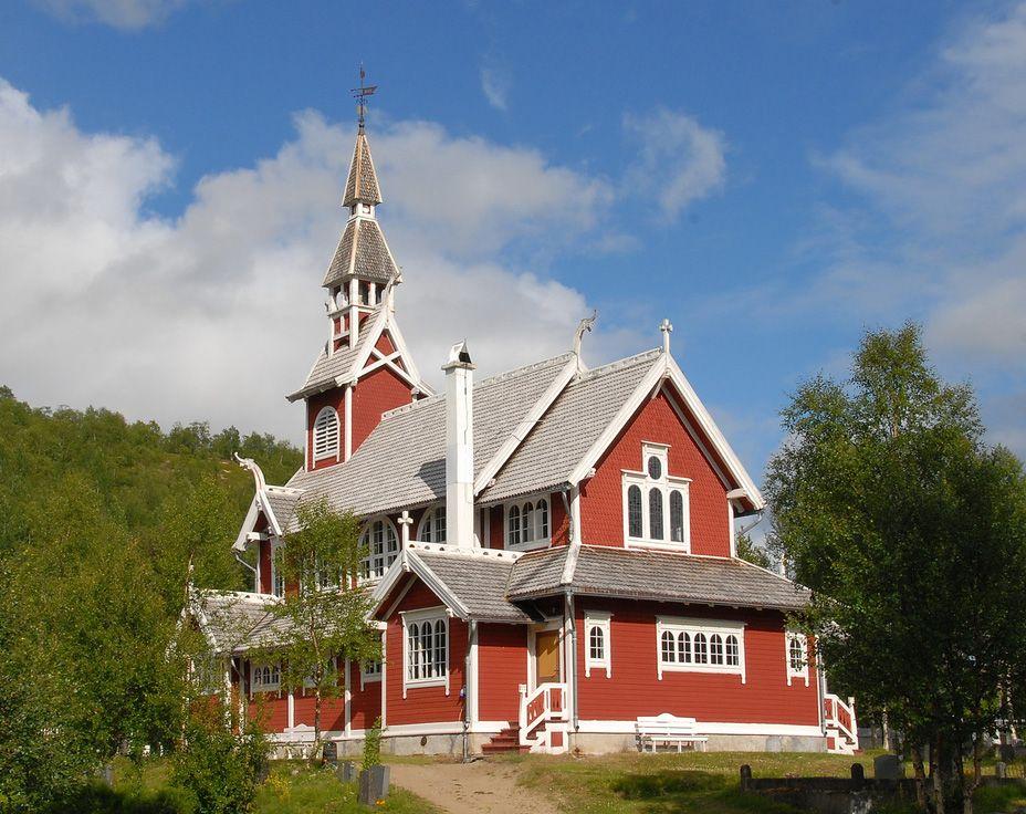 Neiden kapell
