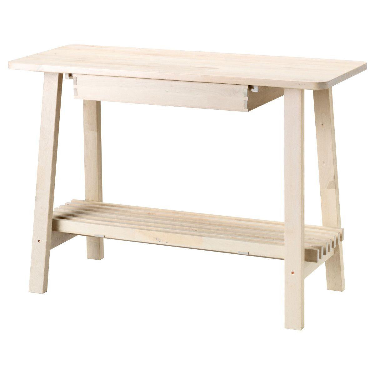 NORRÅKER, Sideboard, Birke | Küche und Esszimmer > Esstische und ...