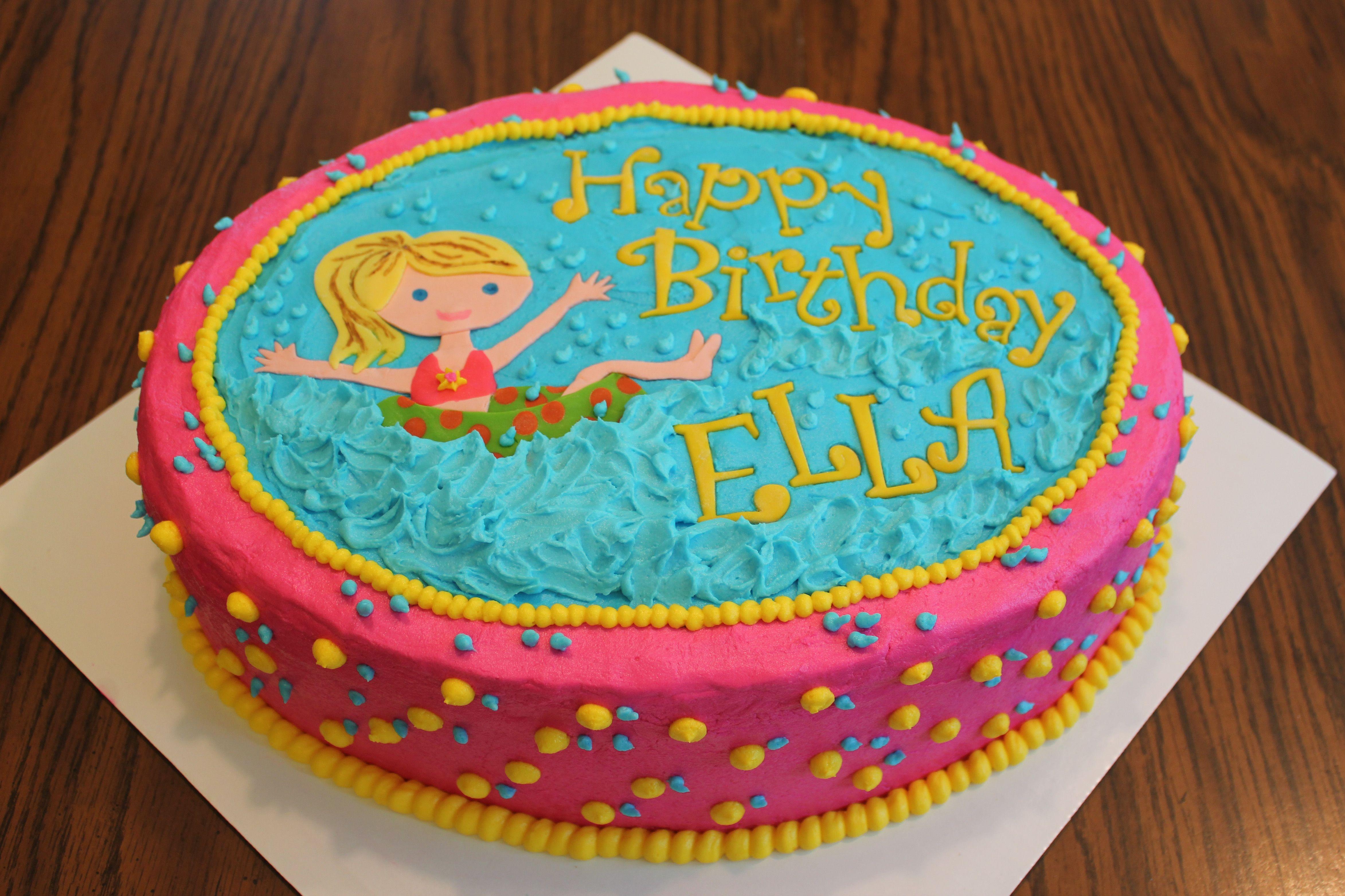 Gudetama In Bikini Cake J Petite Patisserie