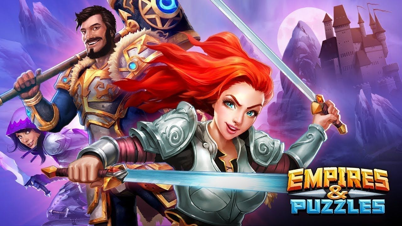 Empires & Puzzles RPG Quest Gameplay First Look