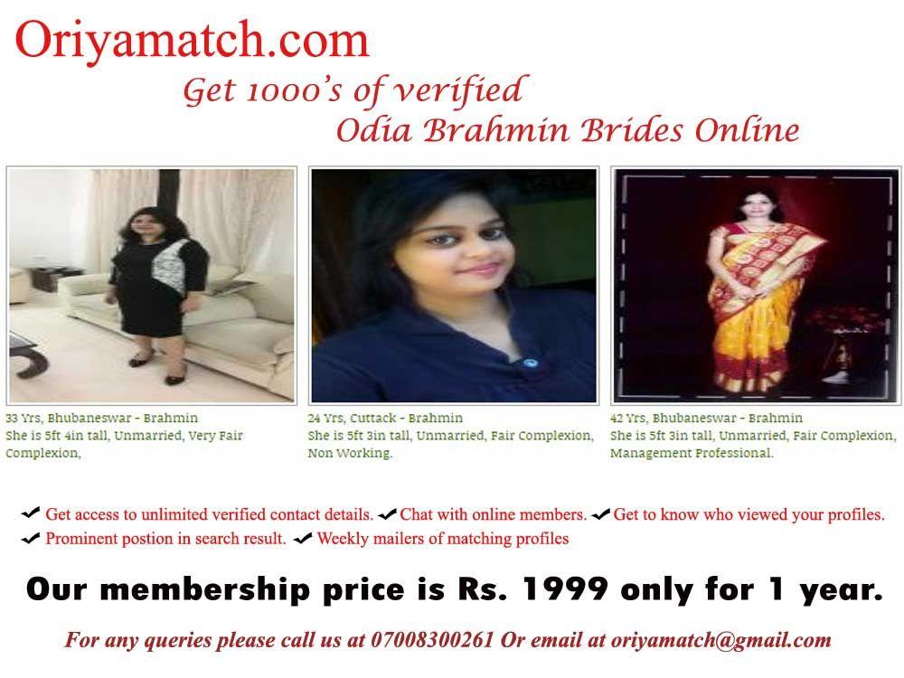 Widow marriage oriya Indian Matrimony