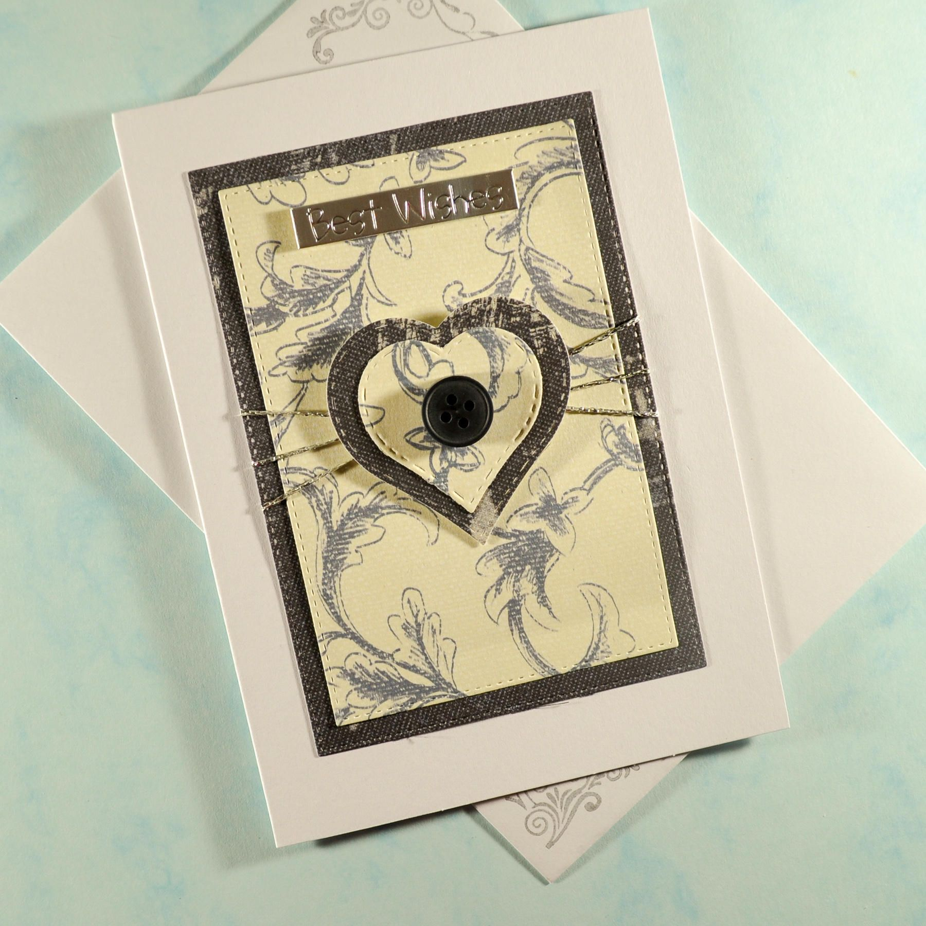 Best Wishes Birthday Card For Her Handmade Greeting Gay Bday Fiance Wife By