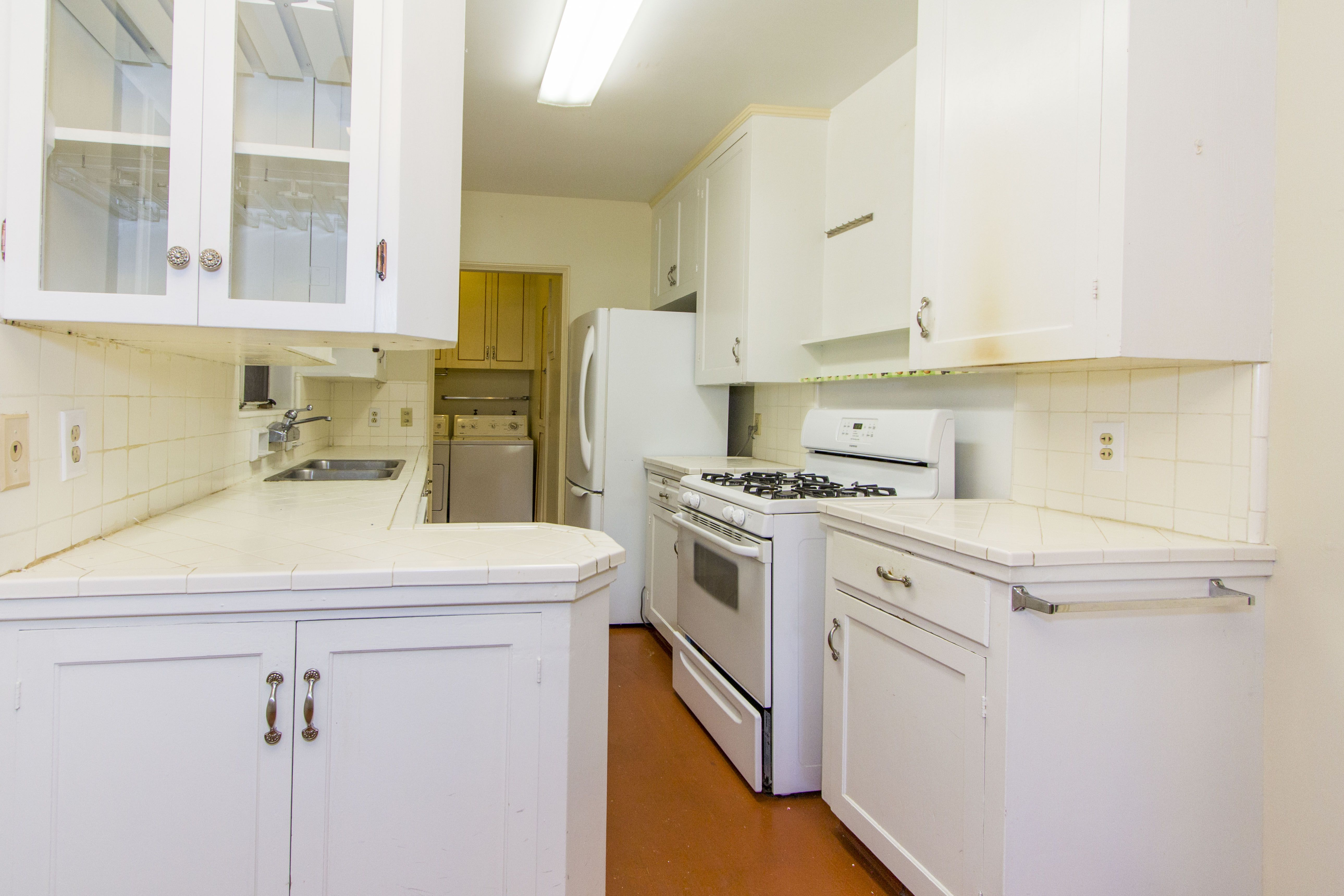 White Vintage Kitchen 2220 E Grant Rd House For Sale In Tucson