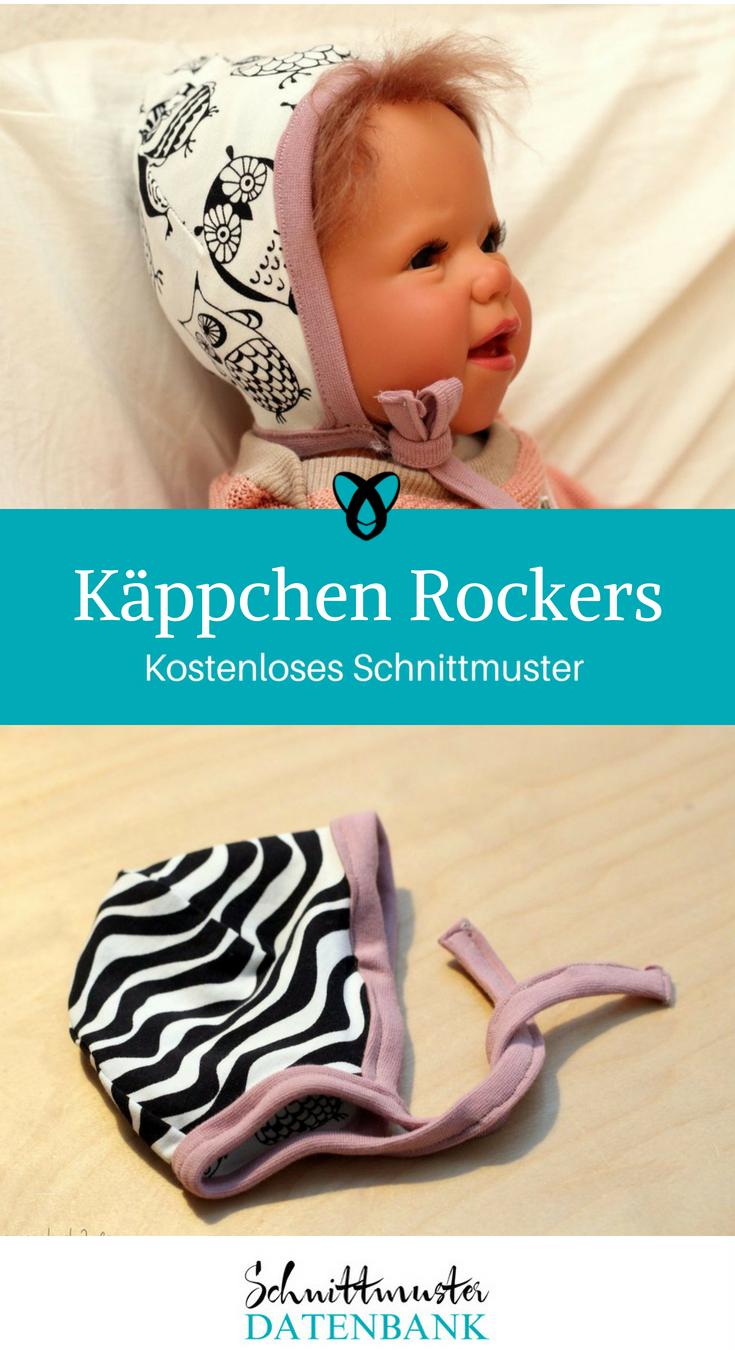 Attractive Käppchen Nähmuster Component - Decke Stricken Muster ...