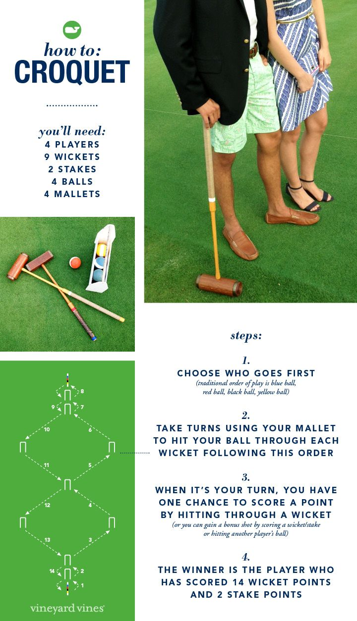 how croquet works gaming backyard and yard games