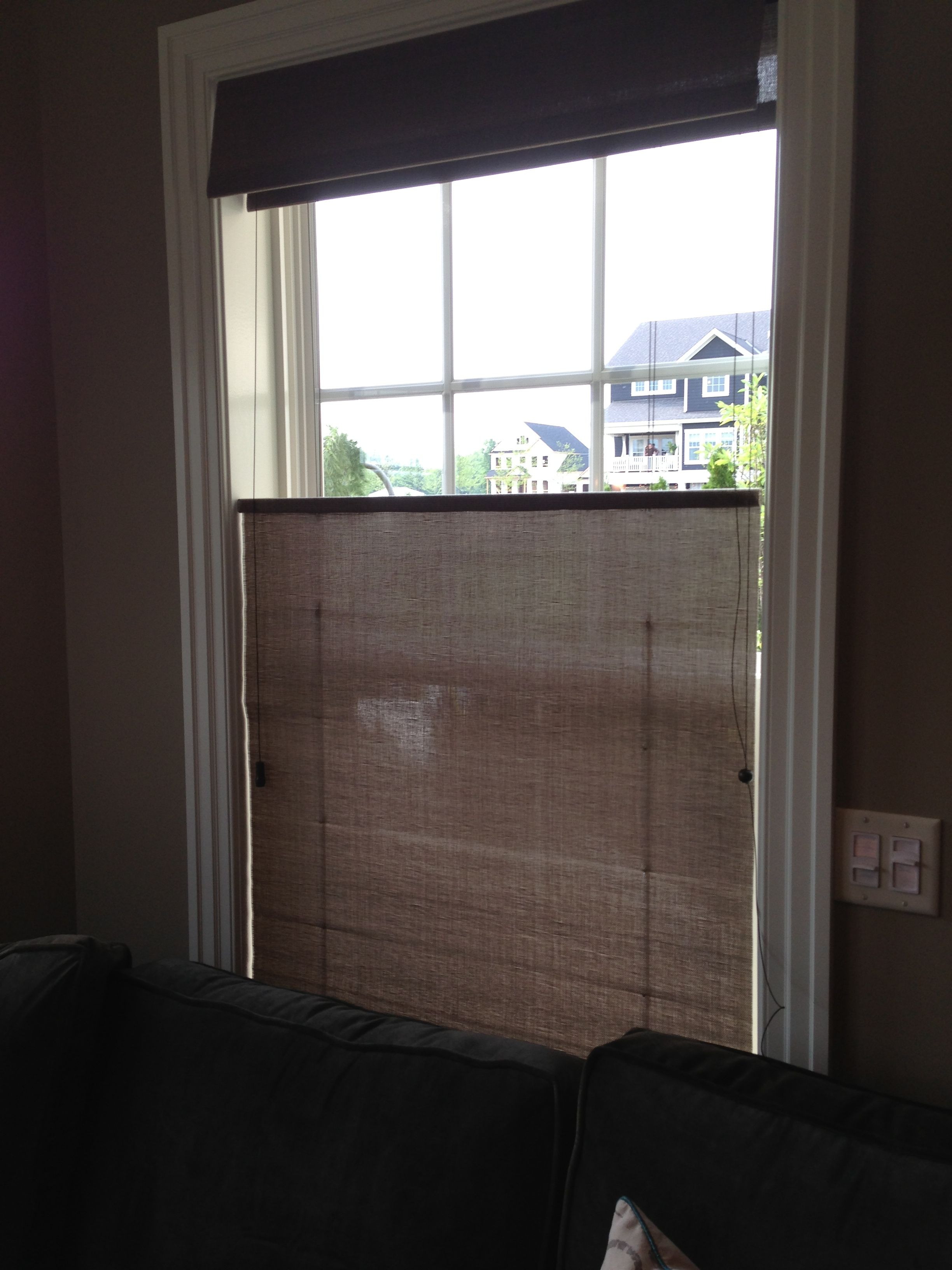 Window decor for bedroom  window treatments  home decor  pinterest  window window