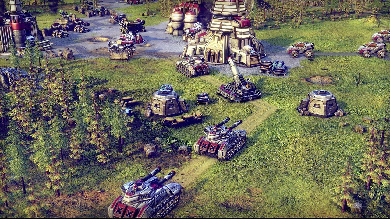 New Games BATTLE WORLDS KRONOS (PS4, PC, Xbox One