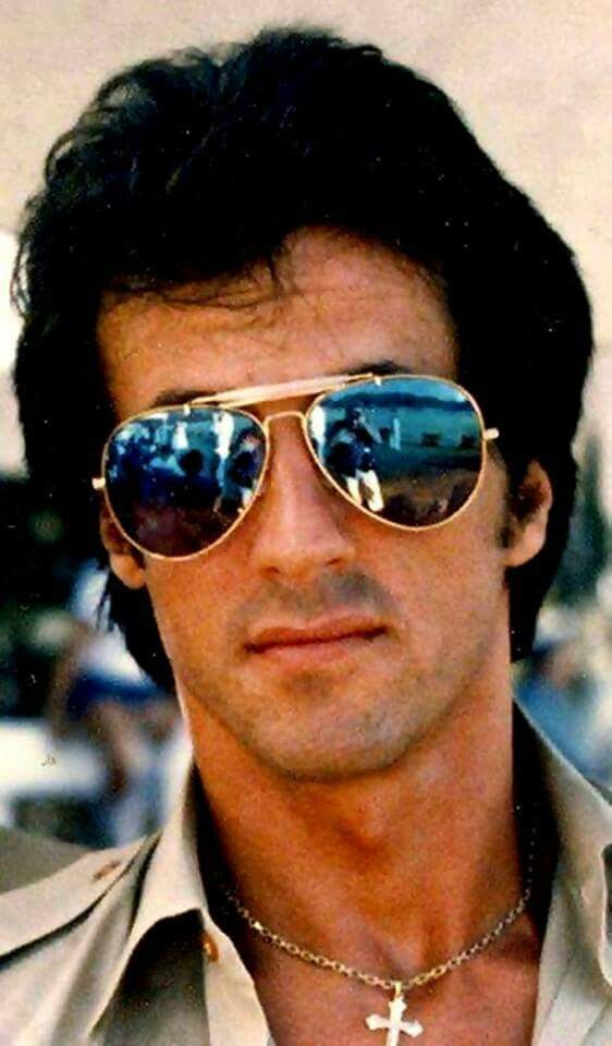 Sylvester Stallone Young Photo