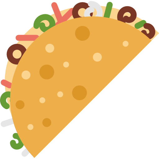 Taco Free Vector Icons Designed By Smashicons Vector Icon Design Vector Free Free Icons