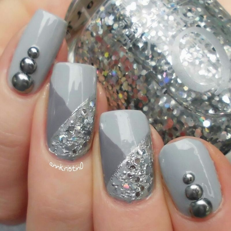 Nail Art Grey Google Search Nail Art Pinterest Nail Pictures