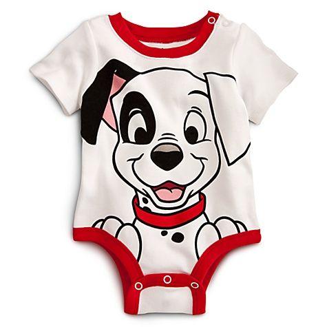 Patch Disney Cuddly Bodysuit For Baby 101 Dalmatians Cute Baby Clothes Disney Baby Clothes Baby Disney