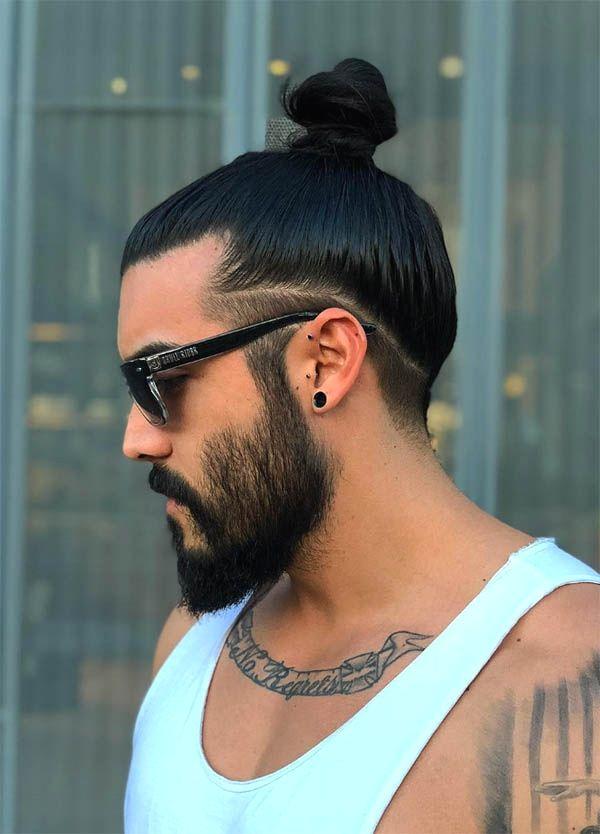undercut frisuren männer lange haare - frisur stil
