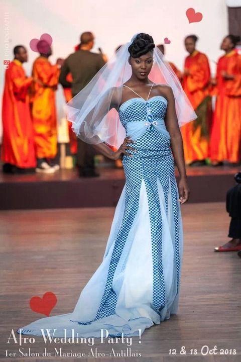 Afro Wedding Party Paris Tenues Pour Un Mariage Tenue Mariage Civil