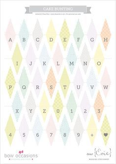 65 free wedding printables for the diy lovers pinterest buntings
