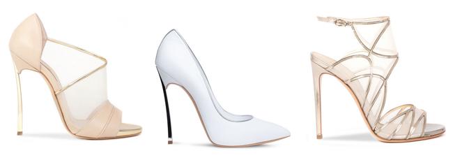 Shoeniverse Spotlight The Gorgeous Casadei Bridal Edit