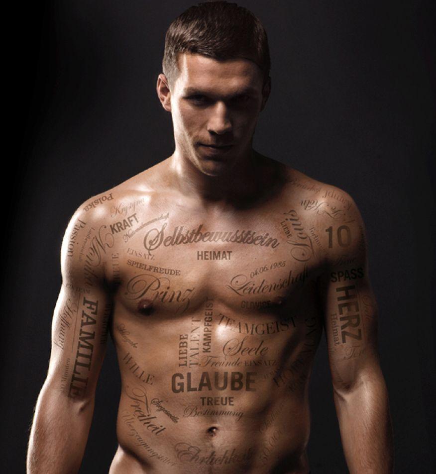Lukas Podolski | Lukas podolski, Hot athlete, Mens fitness