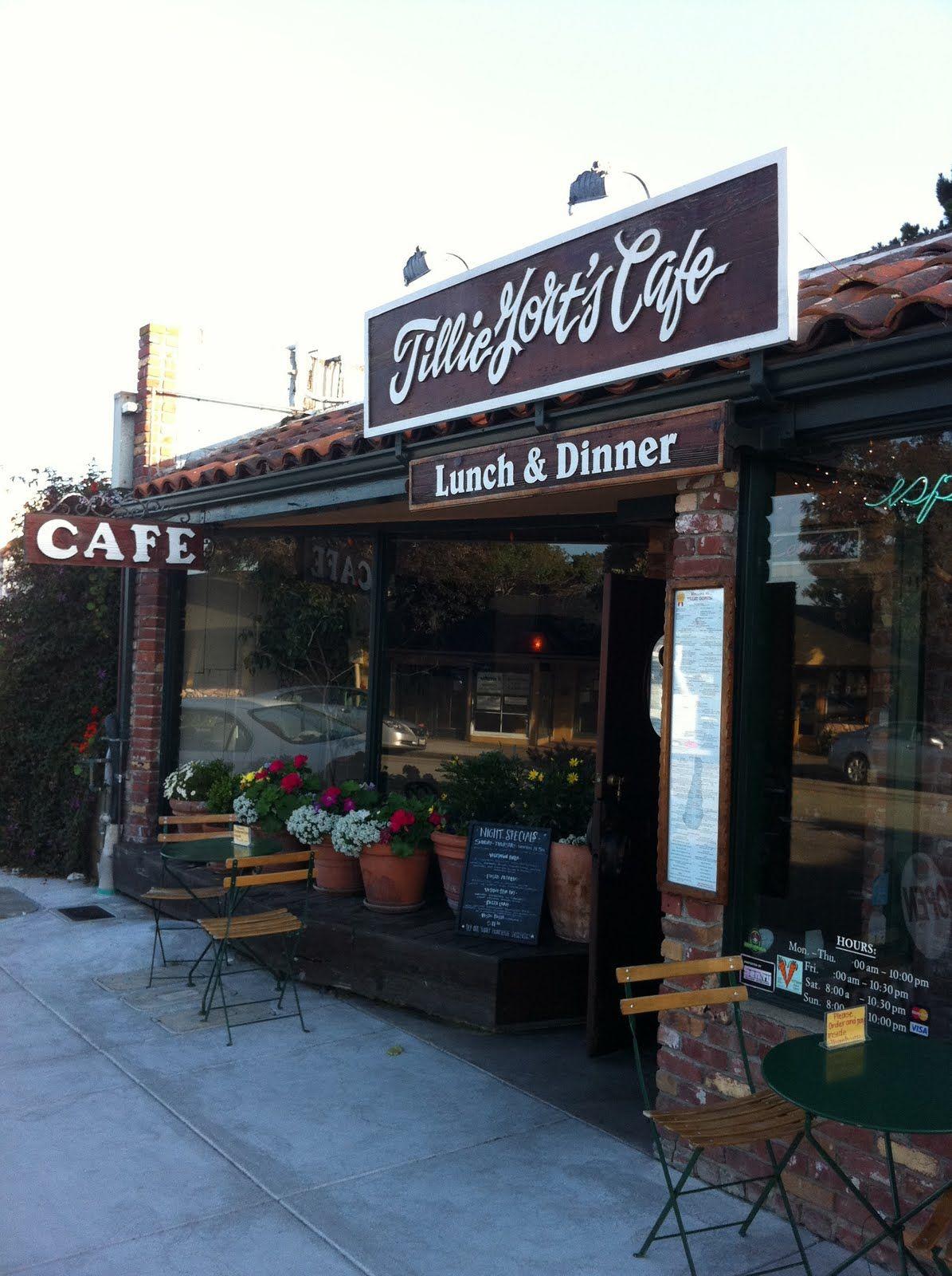 Tillie Gort's Restaurant, 111 Central Avenue. www