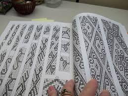 bassfirti - Andean pebble weave inkle loom